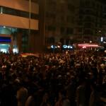 Protesters Gather En Masse